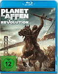Planet der Affen: Revolution Blu-ray