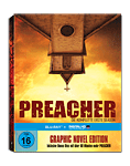 Preacher: Staffel 1 Box - Limited Comic Edition Blu-ray (4 Discs, inkl. Comic) (Blu-ray Filme)
