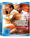Prison Break: Staffel 2 Box Blu-ray (6 Discs) (Blu-ray Filme)