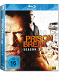 Prison Break: Die komplette Season 3 Blu-ray (4 Discs)