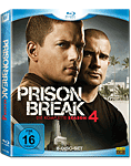 Prison Break: Staffel 4 Box Blu-ray (6 Discs) (Blu-ray Filme)