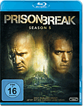 Prison Break: Staffel 5 Box Blu-ray (3 Discs) (Blu-ray Filme)