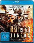 Railroad Tigers Blu-ray