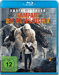 Rampage: Big meets Bigger Blu-ray