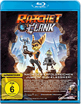 Ratchet & Clank Blu-ray