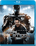 Real Steel Blu-ray