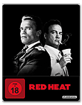 Red Heat - Steelbook Edition Blu-ray