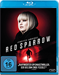 Red Sparrow Blu-ray (Blu-ray Filme)