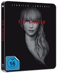 Red Sparrow - Steelbook Edition Blu-ray