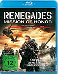 Renegades: Mission of Honor Blu-ray