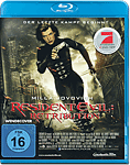 Resident Evil 5: Retribution Blu-ray