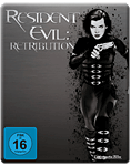 Resident Evil 5: Retribution - Steelbook Edition Blu-ray