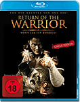 Return of the Warrior Blu-ray