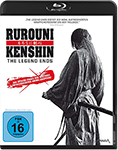 Rurouni Kenshin: The Legend Ends Blu-ray (Blu-ray Filme)