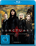 Sanctuary: Wächter der Kreaturen - Staffel 1 Box Blu-ray (3 Discs)