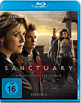 Sanctuary: Wächter der Kreaturen - Staffel 3 Box Blu-ray (4 Discs)