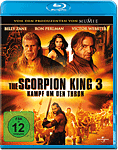 Scorpion King 3: Kampf um den Thron Blu-ray