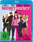 Secret Agency Blu-ray