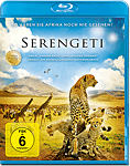 Serengeti Blu-ray