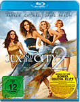 Sex and the City 2 Blu-ray (Blu-ray Filme)