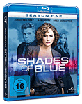 Shades of Blue: Staffel 1 Box Blu-ray (3 Discs) (Blu-ray Filme)