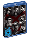 Shadowhunters: Chroniken der Unterwelt - Staffel 2 Blu-ray (4 Discs)