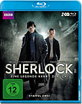 Sherlock: Staffel 2 Box Blu-ray (2 Discs)