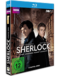 Sherlock: Staffel 3 Box Blu-ray (2 Discs)