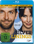 Silver Linings Playbook Blu-ray (Blu-ray Filme)