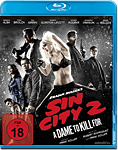 Sin City 2: A Dame to Kill For Blu-ray
