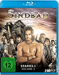 Sindbad: Staffel 1 Vol. 2 Blu-ray (2 Discs)
