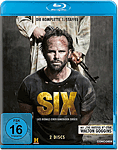 Six: Staffel 1 Box (3 DVDs) (DVD Filme)