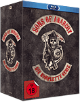 Sons of Anarchy - Die komplette Serie Blu-ray (23 Discs)