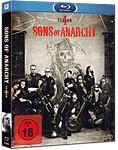 Sons of Anarchy: Staffel 4 Blu-ray (3 Discs)