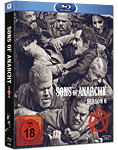Sons of Anarchy: Staffel 6 Blu-ray (4 Discs) (Blu-ray Filme)