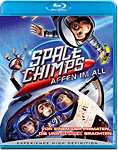 Space Chimps: Affen im All Blu-ray
