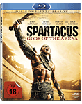 Spartacus: Gods of the Arena - Die komplette Season Blu-ray (3 Discs)