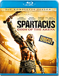 Spartacus: Gods of the Arena - Die komplette Season -Uncut- Blu-ray (3 Discs)