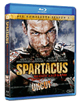 Spartacus: Blood and Sand - Season 1 Box -Uncut- Blu-ray (4 Discs)