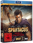 Spartacus: War of the Damned - Season 3 Box -Uncut- Blu-ray (4 Discs) (Blu-ray Filme)