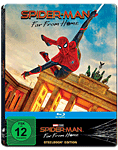 Spider-Man: Far from Home - Steelbook Edition Blu-ray