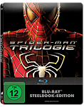 Spider-Man 1-3 Trilogie - Steelbook Edition Blu-ray
