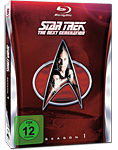 Star Trek The Next Generation: Staffel 1 Box Blu-ray (6 Discs) (Blu-ray Filme)