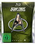 Star Trek The Next Generation: Season 3 Box Blu-ray (3 Discs)