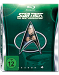 Star Trek The Next Generation: Staffel 4 Box Blu-ray (6 Discs) (Blu-ray Filme)