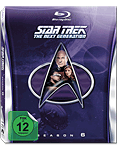 Star Trek The Next Generation: Staffel 6 Box Blu-ray (6 Discs) (Blu-ray Filme)