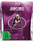 Star Trek The Next Generation: Staffel 7 Box Blu-ray (6 Discs) (Blu-ray Filme)