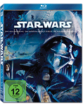 Star Wars Episode 4-6 Trilogie Blu-ray (3 Discs)
