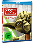 Star Wars: The Clone Wars - Die komplette 2. Staffel Blu-ray (3 Discs)