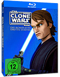 Star Wars: The Clone Wars - Die komplette 3. Staffel Blu-ray (3 Discs)